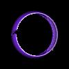 bracelet5.stl Télécharger fichier STL gratuit Bracelet incurvé rectangle • Plan imprimable en 3D, Oliv32