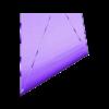 Wing L1.obj Download free OBJ file Small Static Horten 229 • 3D printable object, francoispeyper
