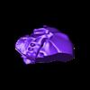Skull2.stl Télécharger fichier STL TUEUR À GAGES • Objet à imprimer en 3D, freeclimbingbo