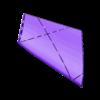 Wing R4.obj Download free OBJ file Small Static Horten 229 • 3D printable object, francoispeyper