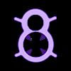 aaf4.1-h.stl Télécharger fichier STL gratuit avocado auto filler v4.1 • Objet pour imprimante 3D, veganagev