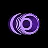 ADAPTER.STL Télécharger fichier STL gratuit Adaptateur Bowden • Plan imprimable en 3D, daGHIZmo