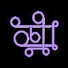 porta vasos p1.stl Download STL file minimalist bassinet • 3D printable design, RIHNOTECH3D