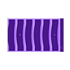 a1_atari_jaguar_holder.stl Download free STL file atari jaguar cart holder • 3D printable model, LittleTup