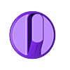oven_knob_european4.STL Download free STL file OVEN KNOB • 3D printing model, leFabShop