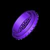 Tapa Filtros L.stl Download free STL file 0.75mm FILTERS FOR SIDE BREATHING MASKS • Model to 3D print, alonsothander