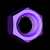 M6_Ecrou.STL Télécharger fichier STL gratuit poignee_conique • Plan imprimable en 3D, Thomy