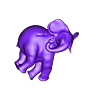 salvadanaio_elefante.stl Download free STL file piggy bank in the shape of an elephant • Template to 3D print, Porelynlas