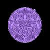 manadala_neckless_for_valentins_day.stl Download free STL file Mandala Necklace • 3D printable design, Vishell