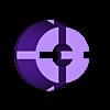WEDGE1.75.STL Télécharger fichier STL gratuit Adaptateur Bowden • Plan imprimable en 3D, daGHIZmo