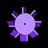 coolingFan.stl Download free STL file Cooling Fan • Model to 3D print, AlbertKhan3D