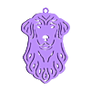 8.stl Download STL file Dogs • 3D printing object, GENNADI3313