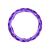 convexBracelet_-_Voronoi_A.stl Download free STL file Bracelet - Voronoi Style • 3D print model, Numbmond
