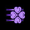 C-LOVERS rings.stl Download free STL file C-LOVERS • 3D printing design, Genny