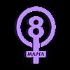 8marta.stl Télécharger fichier STL gratuit 8 марта • Plan pour impression 3D, shuranikishin