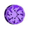 Fan 50mm.stl Télécharger fichier STL Bicycle BoosterPack, véhicule électrique à pince • Objet pour impression 3D, mechengineermike