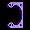 fan_adapter.stl Télécharger fichier STL gratuit Soulève-ventilateur de 40mm pour le chariot X de Greg • Design à imprimer en 3D, Reneton