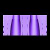 Fuse 3.obj Download free OBJ file Small Static Horten 229 • 3D printable object, francoispeyper