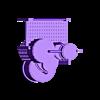 Silo_E.stl Télécharger fichier STL gratuit Ensemble de silos pour le jeu de guerre - Raffinerie - Mechanicus • Modèle pour imprimante 3D, 40Emperor