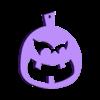 PUMPKIN.stl Download free STL file Pumpkin ornament • 3D print model, 3DPrintersaur