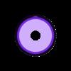 test_hub.stl Download free SCAD file Alternative wheel for the B-Robot (OpenSCAD) • 3D printing design, david_jenkins