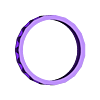 "03.stl Download free STL file the ""Bling Rings"" • 3D print model, leFabShop"