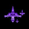 3evo.stl Download free STL file Totodile, croconaw and feraligatr • 3D print model, angel2jz