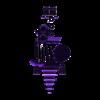 c-beamer-emitter.stl Download free STL file Guardian Armor Conversion Inator • 3D printable model, PeCeT