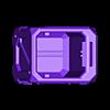 Box (nomal).stl Descargar archivo STL gratis Caja de seguridad con puerta con llave • Diseño para la impresora 3D, DNAdesigns