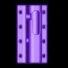 GateLockBoltMain.stl Download free STL file Lockable gate bolt • 3D printer template, jps4you