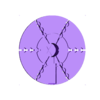 Ship_Construction_v2_-_body_top.STL Télécharger fichier STL gratuit Soucoupe volante Alien (USB) • Modèle pour impression 3D, fastkite