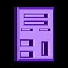 USB Desk v2.stl Download free STL file MINI HOLDER - USB • 3D printing model, Bobypeche