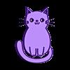 catt1.stl Télécharger fichier STL gratuit chat • Modèle pour impression 3D, syzguru11