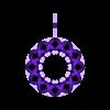 Baskethoop.stl Download free STL file Basketball de Bureau • 3D print template, Johan