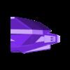 01.Nose.stl Download STL file Anubis • 3D print template, sergusy