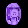 Base_Future.stl Download STL file ARMED BUNKERS • 3D printer template, Txarli_Factory