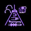 Parts_Set_updated.stl Télécharger fichier STL gratuit Botte de puces. (Блоха механическая) • Plan à imprimer en 3D, SiberK