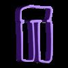 Stonehenge_1.stl Download free STL file Stonehenge cookie cutter • 3D printer model, poblocki1982