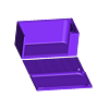 Roll-Top-Box.STL Download free STL file Roll-Top Box • 3D print template, Egon