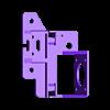 01-Tarantula-Direct-Titan-X-Carriage-Belt-Locks-v3.stl Télécharger fichier STL gratuit Tevo Tarantula Direct E3D Titan X-Carriage • Design pour impression 3D, theFPVgeek