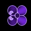 StackablePlanterWithSaucer110mm.Planter.Body1.low.stl Télécharger fichier STL gratuit Jardinière empilable (110mm) • Plan à imprimer en 3D, Wilko