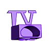 TV_STAND_v1.stl Download free STL file TV REMOTE STAND • 3D printing template, B3_3DTECH