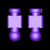 12_Brawn_Hand2_Bisep_GREEN.stl Download free STL file G1 Transformers Brawn • 3D printer object, Toymakr3D