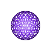 Xmas_Bubble_86mm_Trinckle.stl Télécharger fichier STL gratuit Islamic Christmas Ball • Plan à imprimer en 3D, bza
