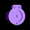 Leg_keyed.stl Download free STL file Among Us - Dead or Alive • 3D printer template, FreeBug