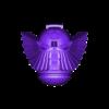 eagle_head_ultima.stl Download STL file Ultra Chapter Bladeguard/Terminator upgrade set • 3D printer design, vb2341