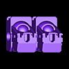 62_Drag_Leg12_Shin_GREY.stl Download STL file ARTICULATED DRAGONLORD (not Dragonzord) - NO SUPPORT • 3D printer model, Toymakr3D