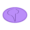Cronus.stl Download free STL file Jaffa symbols (Stargate) • 3D printer model, poblocki1982
