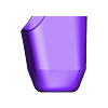 holster_part1.stl Download free STL file Discovery Phaser Holster • Model to 3D print, poblocki1982