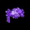 Dark Crusader - Redemption Mausoleum - Plasma + Gatling.stl Download free STL file Dark Crusader Redemption Mausoleum • 3D printer design, GrimmTheMaker